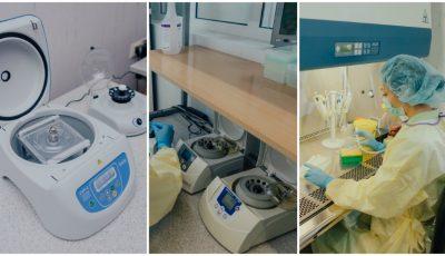 Elveția a donat laboratoarelor din Moldova echipamente și consumabile pentru diagnosticarea Covid-19