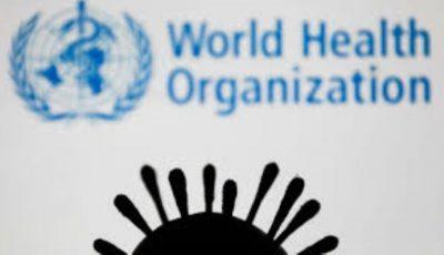 Numărul deceselor la nivel global a depăşit un milion. OMS: Virusul poate fi stopat
