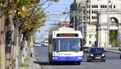 Transportul public în Chișinău va fi organizat după modelul orașului Lublin din Polonia