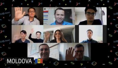 Elevii moldoveni au obținut medalii de argint și bronz la Olimpiada Internațională de Matematică