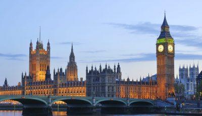 Londra a anulat evenimentele de Revelion, din cauza pandemiei
