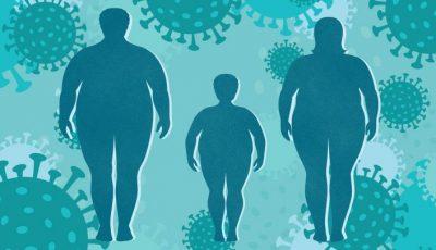Studiu: Obezitatea este un factor de risc în cazurile grave de Covid-19