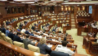 Încă un deputat moldovean a fost diagnosticat cu noul Coronavirus