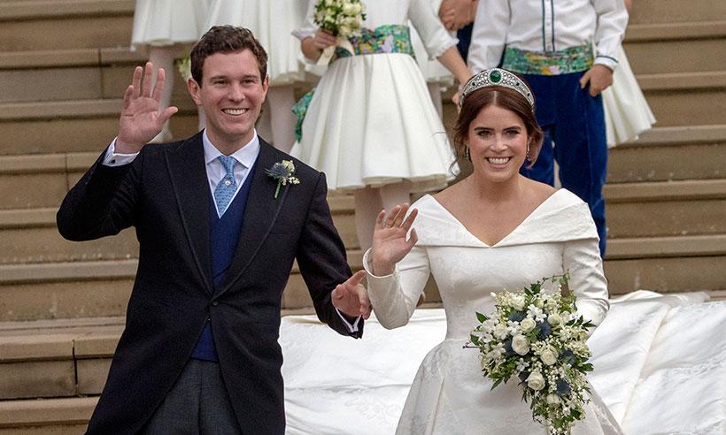 Prințesa Eugenie este însărcinată. Vezi cum a dat vestea!