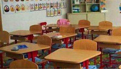 O clasă și o grădiniță din Bălți, închise în carantină