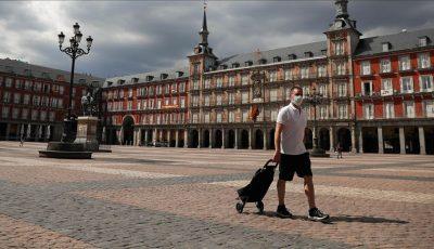 Orașul Madrid ar putea intra în carantină totală