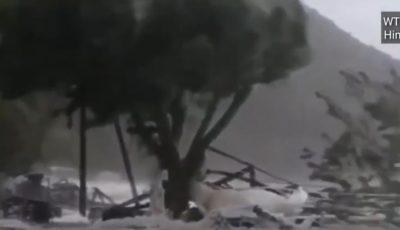 Video. Grecia a fost lovită de uraganul Ianos, cel mai puternic din Europa. Imagini de coșmar
