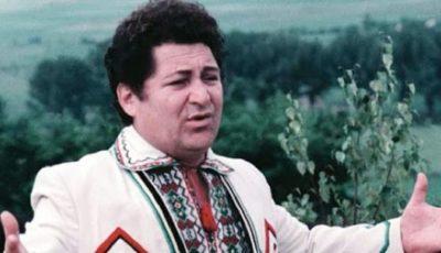 Artistul Nicolae Sulac ar fi împlinit astăzi 84 de ani!