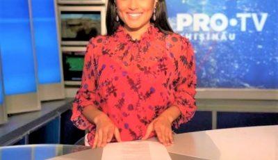 O prezentatoare de la Pro Tv pleacă din țară!