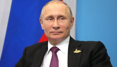 Kremlin: Persoanele pot să se întâlnească cu Vladimir Putin doar după ce intră în carantină timp de 14 zile