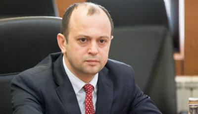 Oleg Țulea renunță la șefia Ministerului Afacerilor Externe și Integrării Europene
