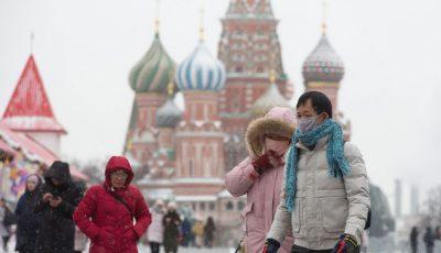 Coronavirus în Rusia: autoritățile recomandă cetățenilor să stea acasă
