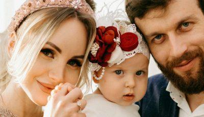 Kătălina Rusu și soțul ei sărbătoresc 2 ani de căsnicie