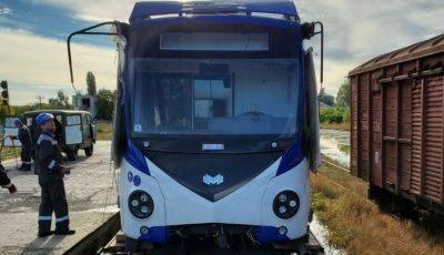 Cinci troleibuze articulate vor fi puse pe rute începând cu 14 octombrie, Ziua Orașului