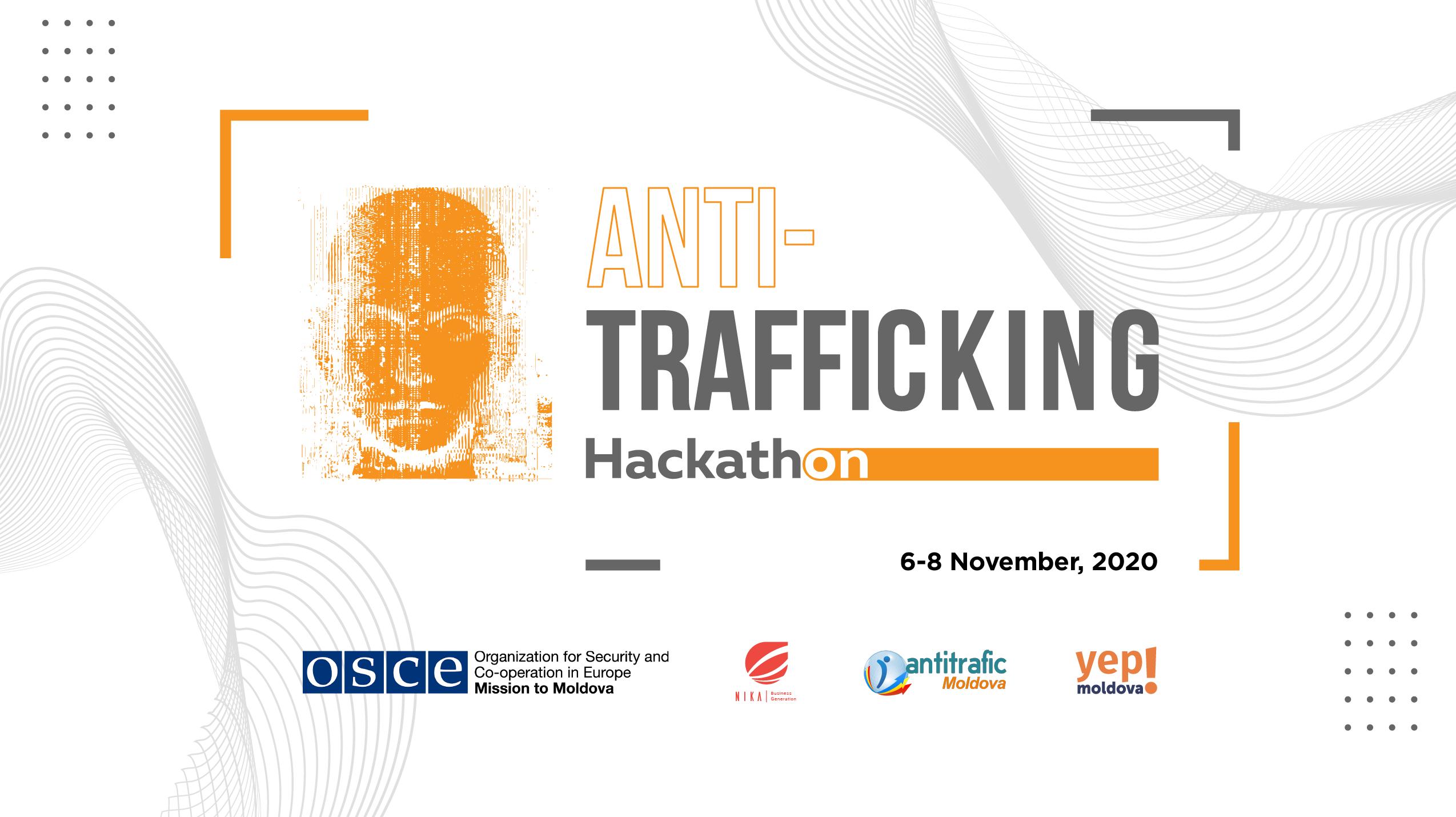 """În contextul Zilei Europene de luptă împotriva Traficului de ființe umane, tineri profesioniști de pe ambele maluri ale Nistrului sunt invitați să genereze soluții la """"Anti-Trafficking Hackathon"""""""