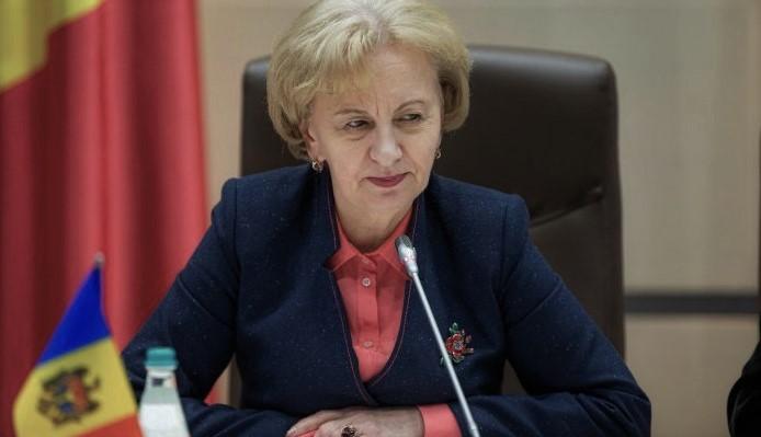 Foto: Zinaida Greceanîi, confirmată pozitiv cu Covid-19