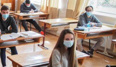 144 de elevi și 127 de profesori din Chișinău sunt confirmați pozitiv cu Covid-19