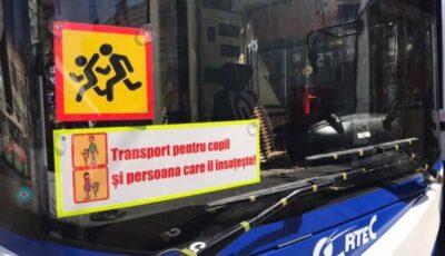 RTEC a suspendat circulația troleibuzelor destinate elevilor