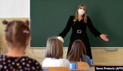 Circa 60 de profesori și 39 de elevi, diagnosticați cu Coronavirus, în doar o zi