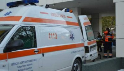 Tânăr înjunghiat lângă o casă de cultură. Victima a murit la spital