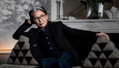 Celebrul creator de modă Kenzo Takada a decedat din cauza Covid-19