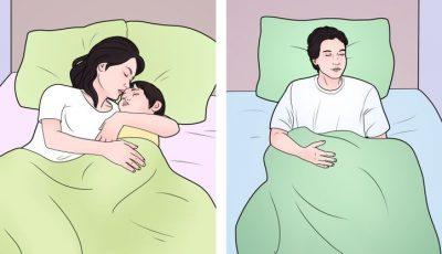 De ce cuplurile căsătorite din Japonia preferă să doarmă separat