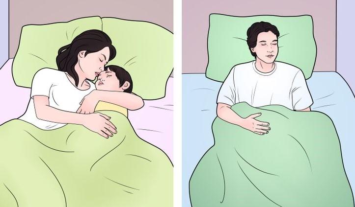 Foto: De ce cuplurile căsătorite din Japonia preferă să doarmă separat