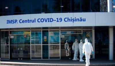 Alertă de Cod Roșu în Chișinău: 230 de persoane, internate în stare gravă