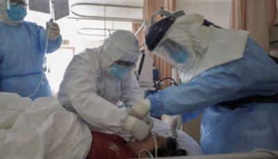 Un medic reanimatolog din Moldova a pierdut lupta cu virusul Covid-19