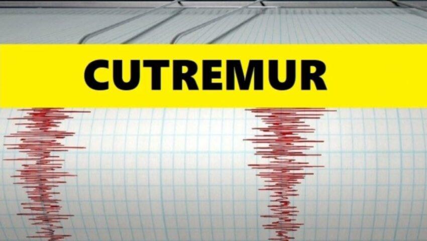Cutremur în România, resimțit în Republica Moldova! La ce oră s-a produs seismul?