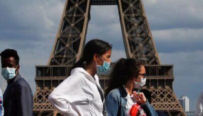 Franța ia măsuri severe: 26.000 cazuri în 24 de ore