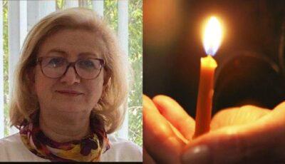 A decedat medicul Veronica Grosu, șefa Secției medicină de familie din cadrul AMT Centru