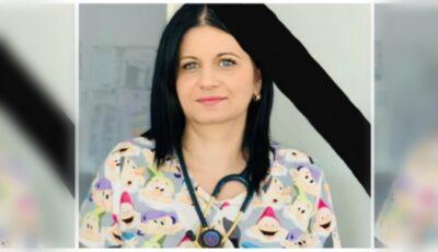 O tânără doctoriţă, răpusă de Covid-19. S-a stins pe patul de spital, după o lună de luptă