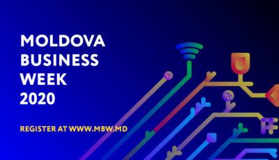 Moldova Business Week 2020: Vizionări de talie mondială, oportunități investiționale și istorii de succes