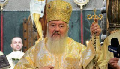 Mitropolitul Clujului, testat pozitiv pentru Covid-19. Mesajul pe care l-a transmis oamenilor