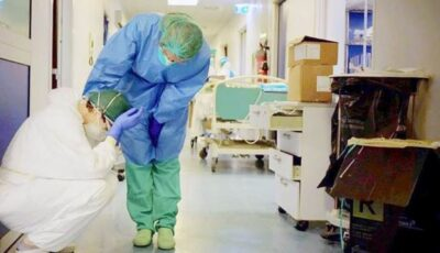 Țara în care medicii sunt rugați să rămână la serviciu, chiar dacă sunt bolnavi de Covid