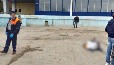 Tragic. Un bărbat din Călărași a decedat în fața autogării, îndată după ce s-a externat din spital