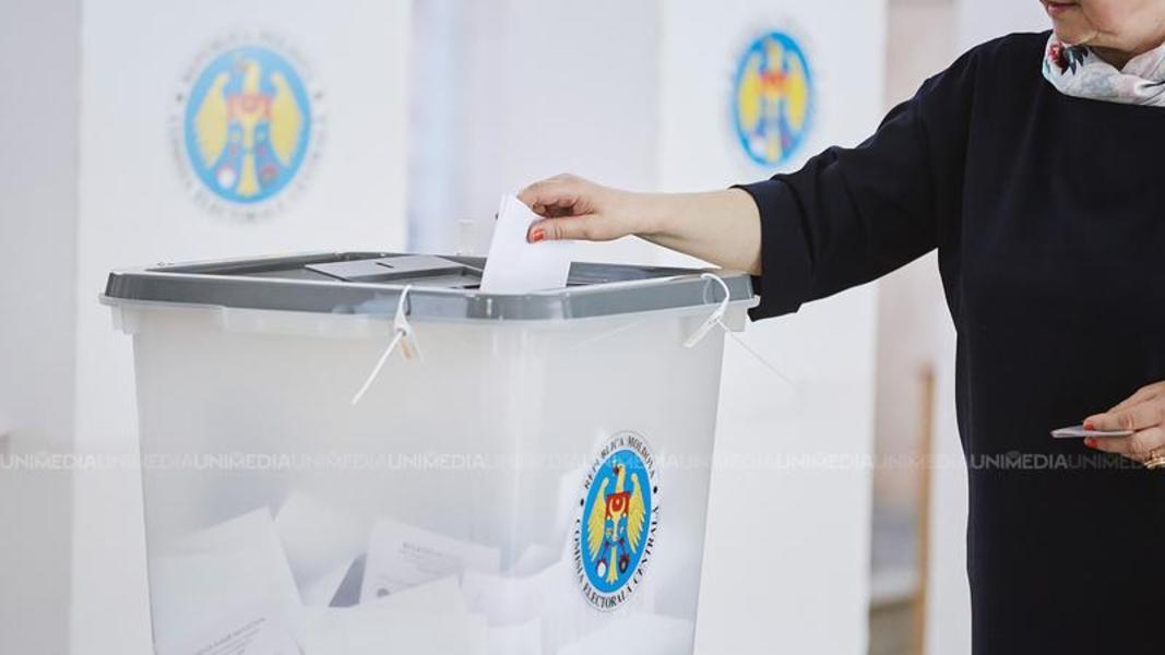 Foto: Cetățenii sunt îndemnați să participe la alegerile prezidențiale, cu respectarea măsurilor antiepidemice