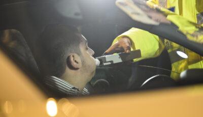 Concluzia surprinzătoare a unui polițist: etilotestul poate arăta concentrații de alcool chiar dacă te dezinfectezi pe mâini