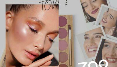 Make-up profesional cu produse în totalitate de origine naturală – fă alegerea potrivită pentru tenul tău!