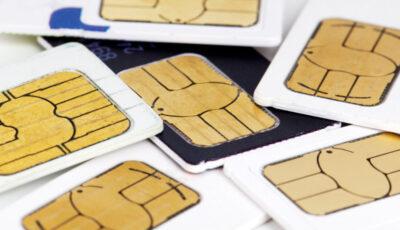 Toate cartelele SIM neînregistrate vor fi anulate