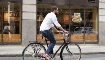 Locuitorii Chișinăului vor putea închiria gratuit biciclete