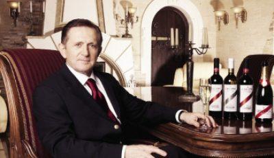 Valentin Bodiul, fostul director al Combinatului Cricova, a decedat din cauza complicațiilor Covid