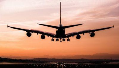 Avion întors pe Aeroportul Chișinău din cauza unei alerte a sistemului de conducere