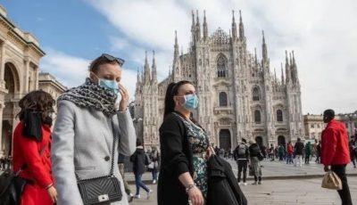Italia anunță cel mai mare număr de infectări zilnice de la începutul pandemiei