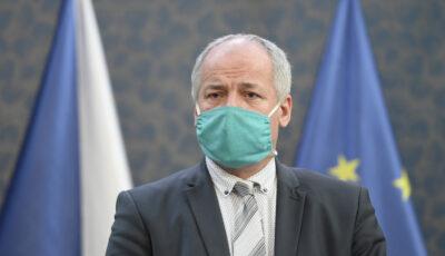 Ministrul Sănătăţii din Cehia, demis după încălcarea măsurilor de prevenție anti-Covid-19