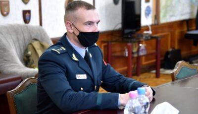 Primul moldovean admis la Colegiul Forțelor Aeriene Regale din Marea Britanie