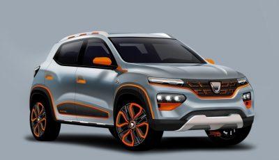 Premieră mondială: Noua Dacia Spring electrică, prezentată astăzi