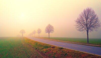 Cod galben de ceață în Moldova