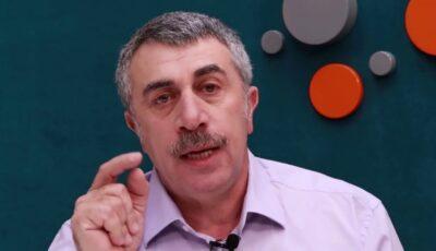 """Dr. Komarovsky, despre Coronavirusul la copii: ,,Riscul de răspândire a infecției este foarte mic"""""""